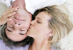 поцелуй с любимым