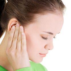 Зуд наружной части ушной раковины