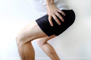 Периодическая боль в ноге